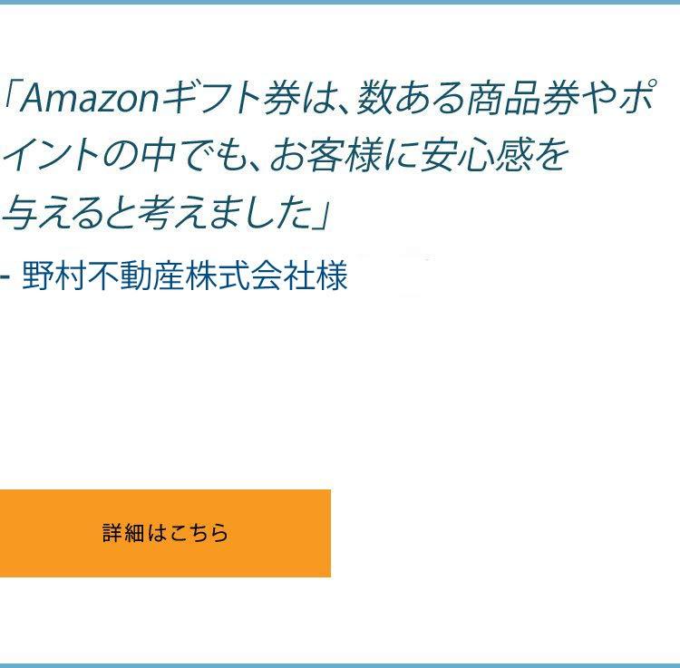 Amazon Incentives | 活用事例