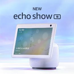 New Echo show 10
