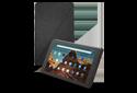 "<span class=""kfs-new"">お買い得セット</span> カバー付 Fire HD 10 タブレット"