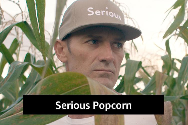Serious Popcorn