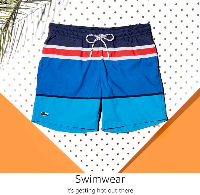 Shop swimwear for men