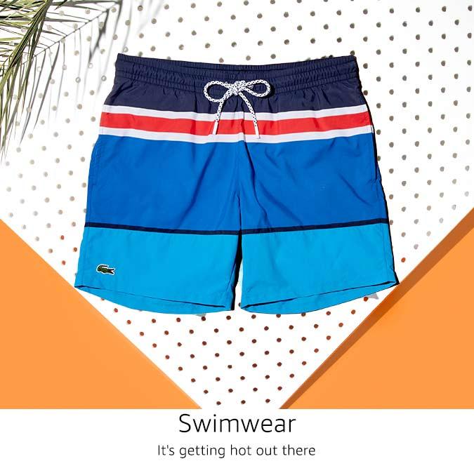 Shop swimwear for men