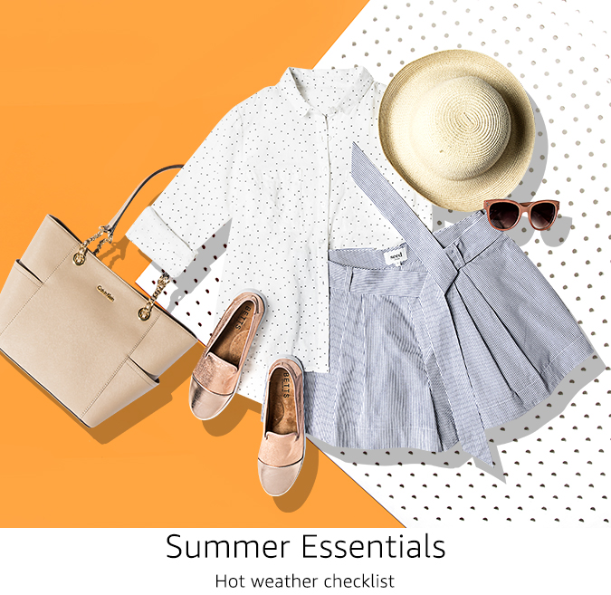 Shop summer essentials for women