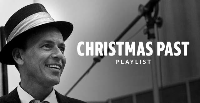 Christmas Past Playlist
