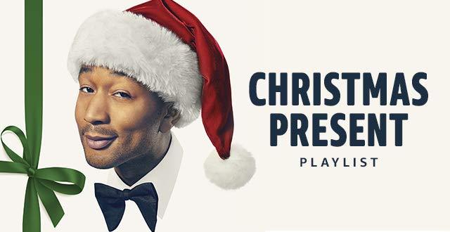 Christmas Present Playlist