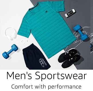 Shop sportswear for men