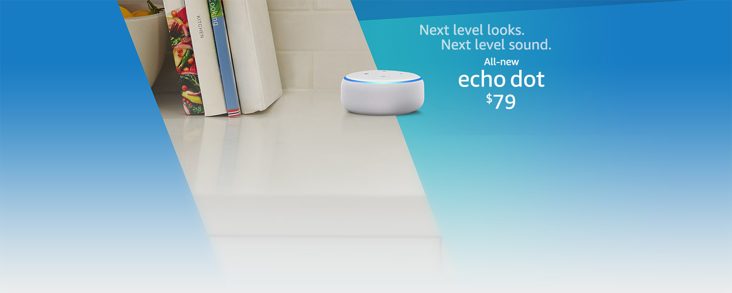 All-new Echo Dot. $79