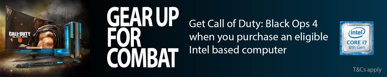 Intel Free Game Promotion