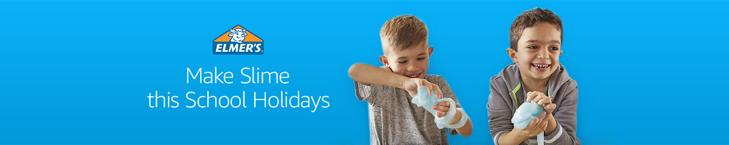 Make Slime This School Holidays