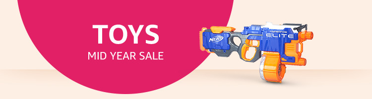 Toys Mid Year Sale