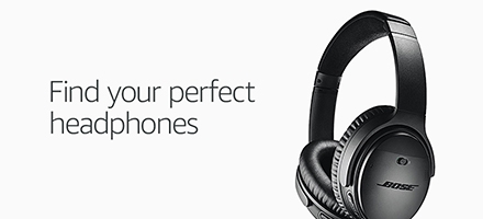 Find Your Perfect Headphones
