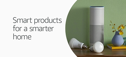Smart products for a smarter home