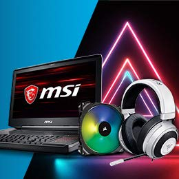 Up to 20% off select gaming gear