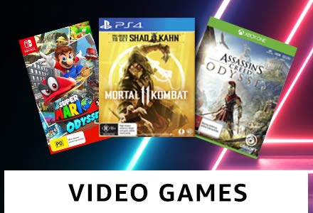 Save on video games