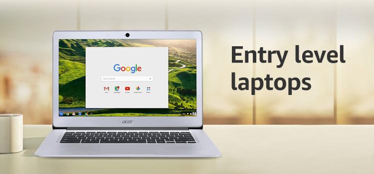 Entry Level Laptops