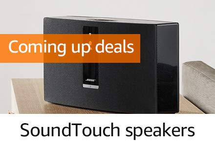 Save on SoundTouch speakers