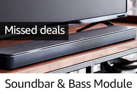 soundbar bass module missed deal
