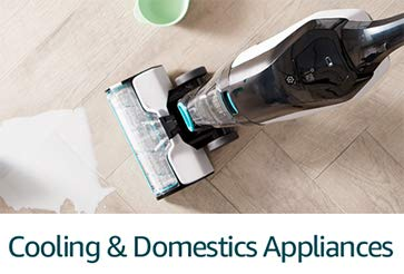 Cooling and Domestic appliance gifts
