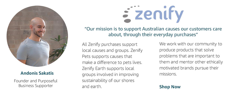 Zenify Brand Story