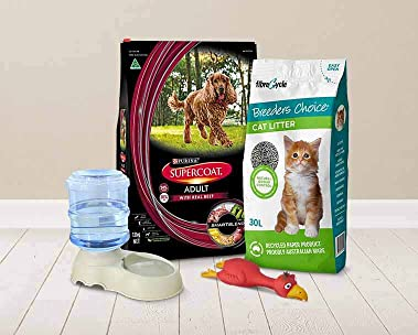 Everyday essentials for your pet