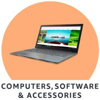 Computers, software and accessories