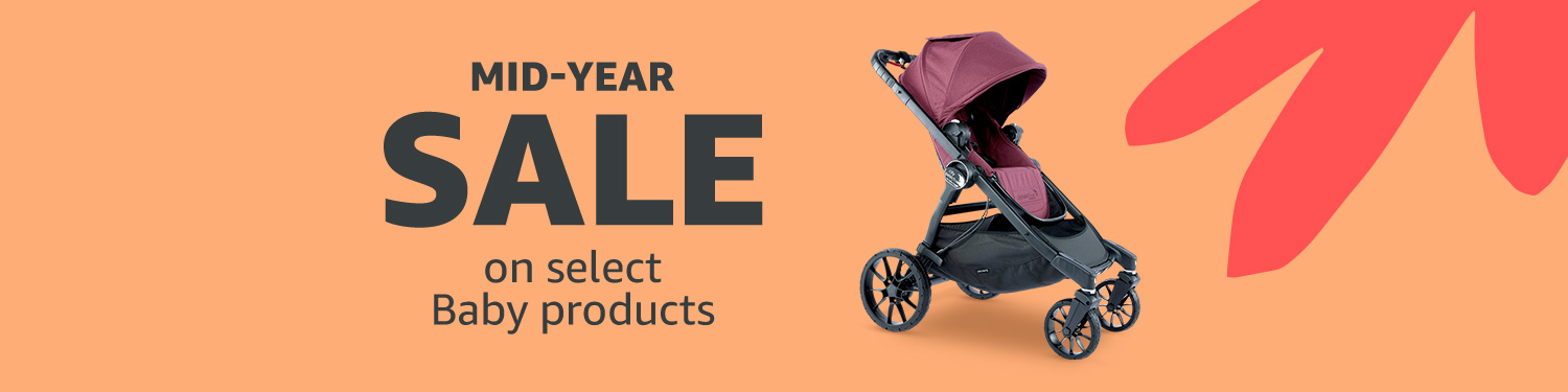 Mid-Year SALE on Baby