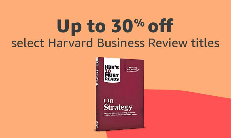 Up to 30% off select Harvard
