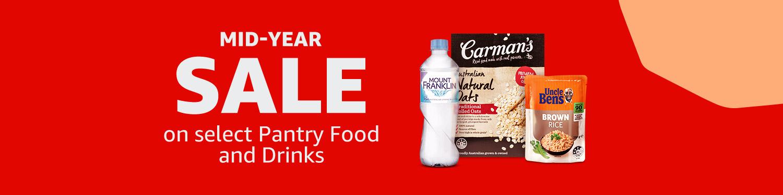 Mid-Year SALE on Food & Drinks