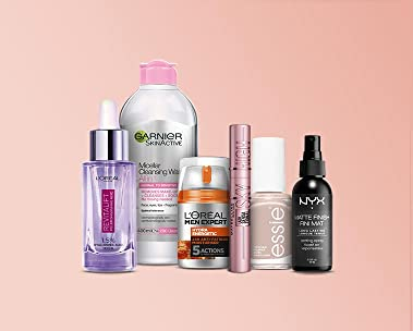 Up to 50% off best of beauty