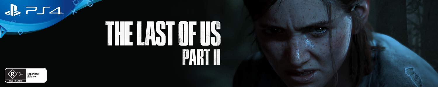 Last of Us, Part II exclusive, limited edition steelbook