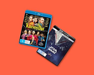 Up to 25% off select movies from 2020