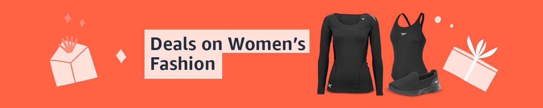 Deals on Women's Fashion