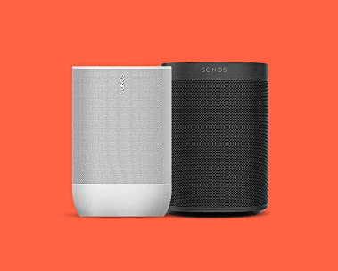 Save on select Sonos speakers