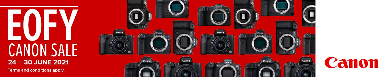 Canon EOFY Sale