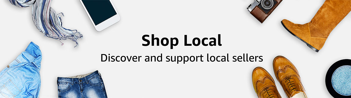 Discover and support local sellers