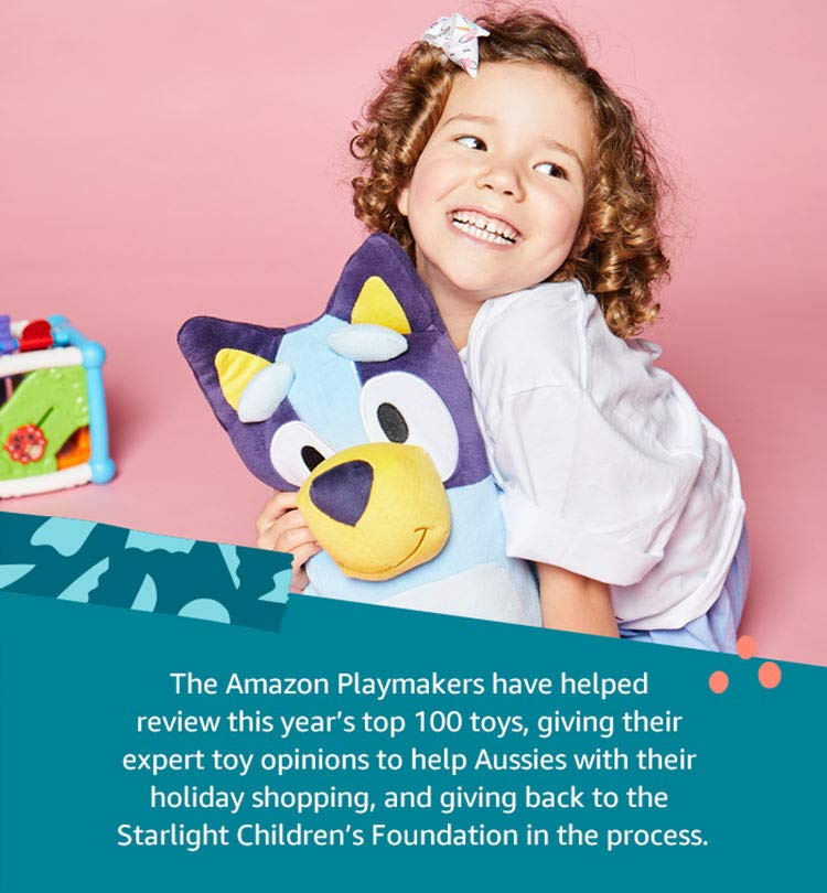 Children review the top 100 holiday toys