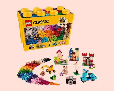 The toy catalogue that gives back