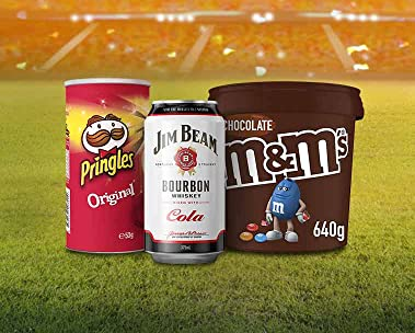 Deals on select drinks & snacks