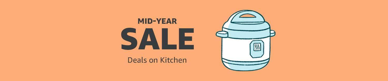 Mid-Year Sale: Kitchen Deals