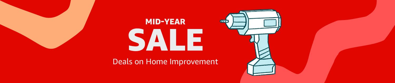 Mid-Year Sale: Deals on Home Imporvement