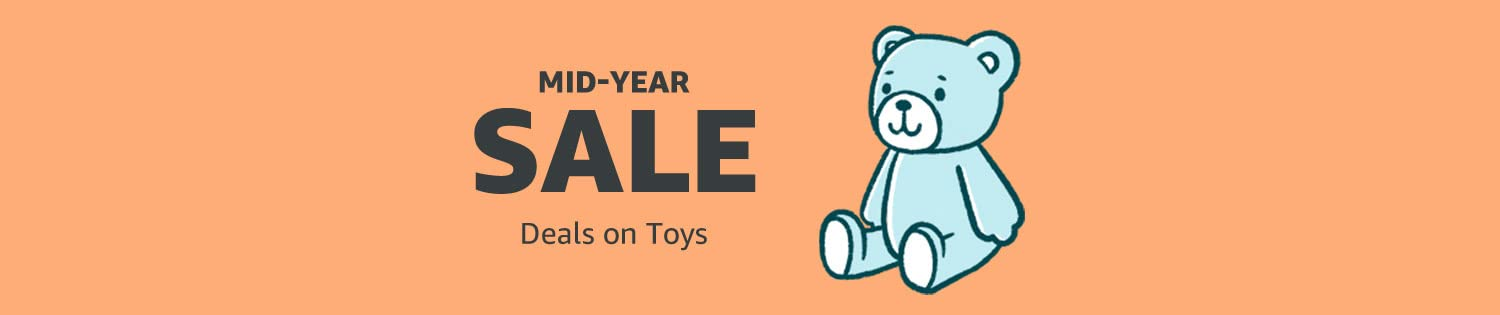 Mid-Year Sale: Deals on Toys