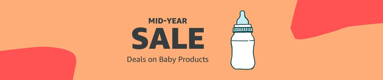 Mid-Year Sale: Deals on Baby