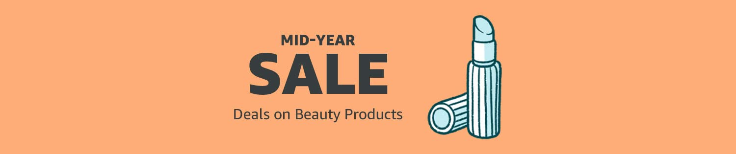 Mid-Year Sale: Deals on Beauty products