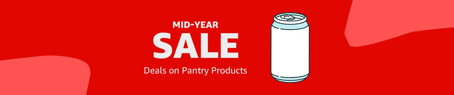 Mid-Year Sale: Deals on Pantry products