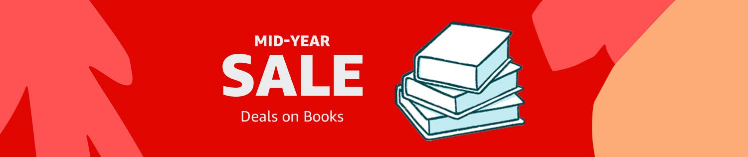 Mid-Year Sale: Deals on Books