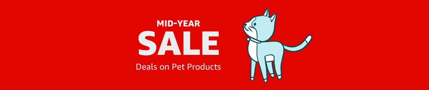 Mid-Year Sale: Deals on Pet