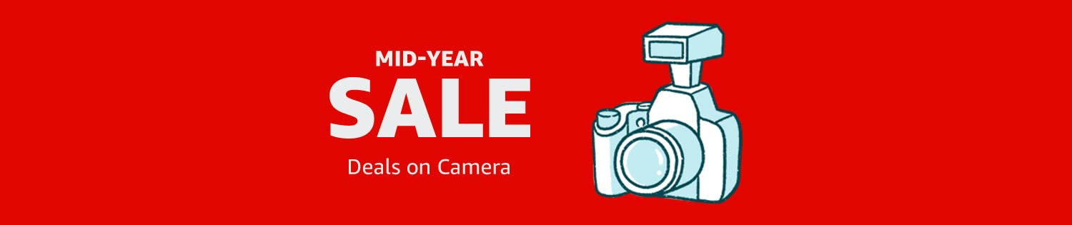 Mid-Year Sale: Deals on Camera