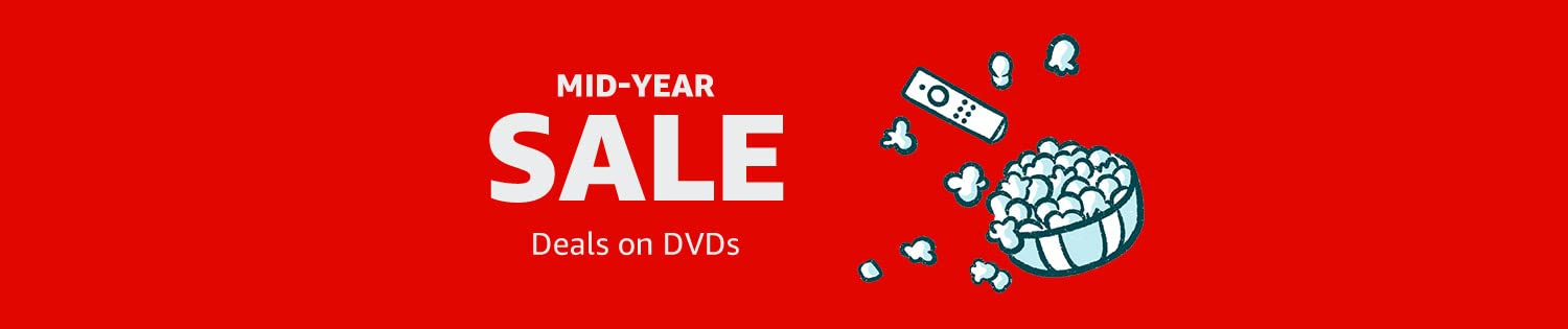 Mid-Year Sale: Deals on movies & tv shows