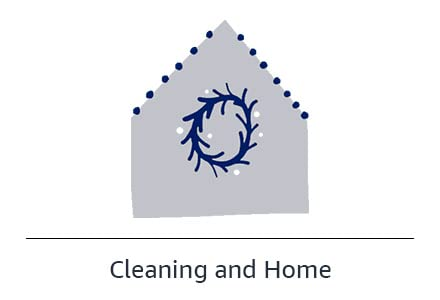 Cleaning and Home