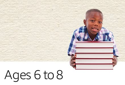 ages 6 - 8
